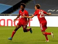 بايرن ميونخ الالماني يتوج بلقب دوري أبطال أوروبا